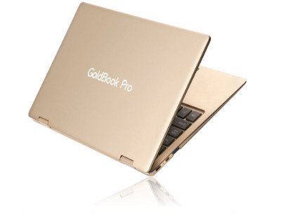 GoldBook Pro - 2-in-1 Computer